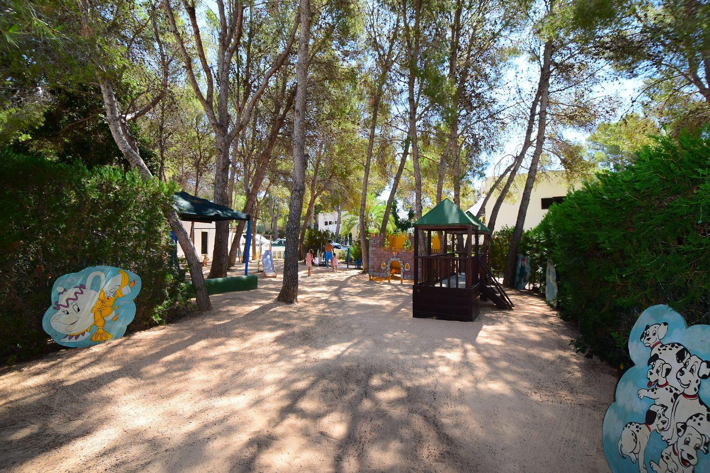 Children's play ground