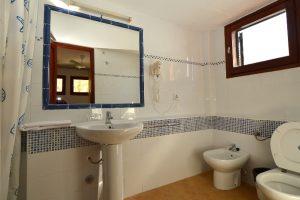 club cala azul bathroom